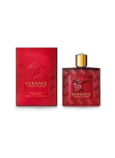 Versace Versace Eros Flame Edp 100 ml Erkek Parfüm Renksiz
